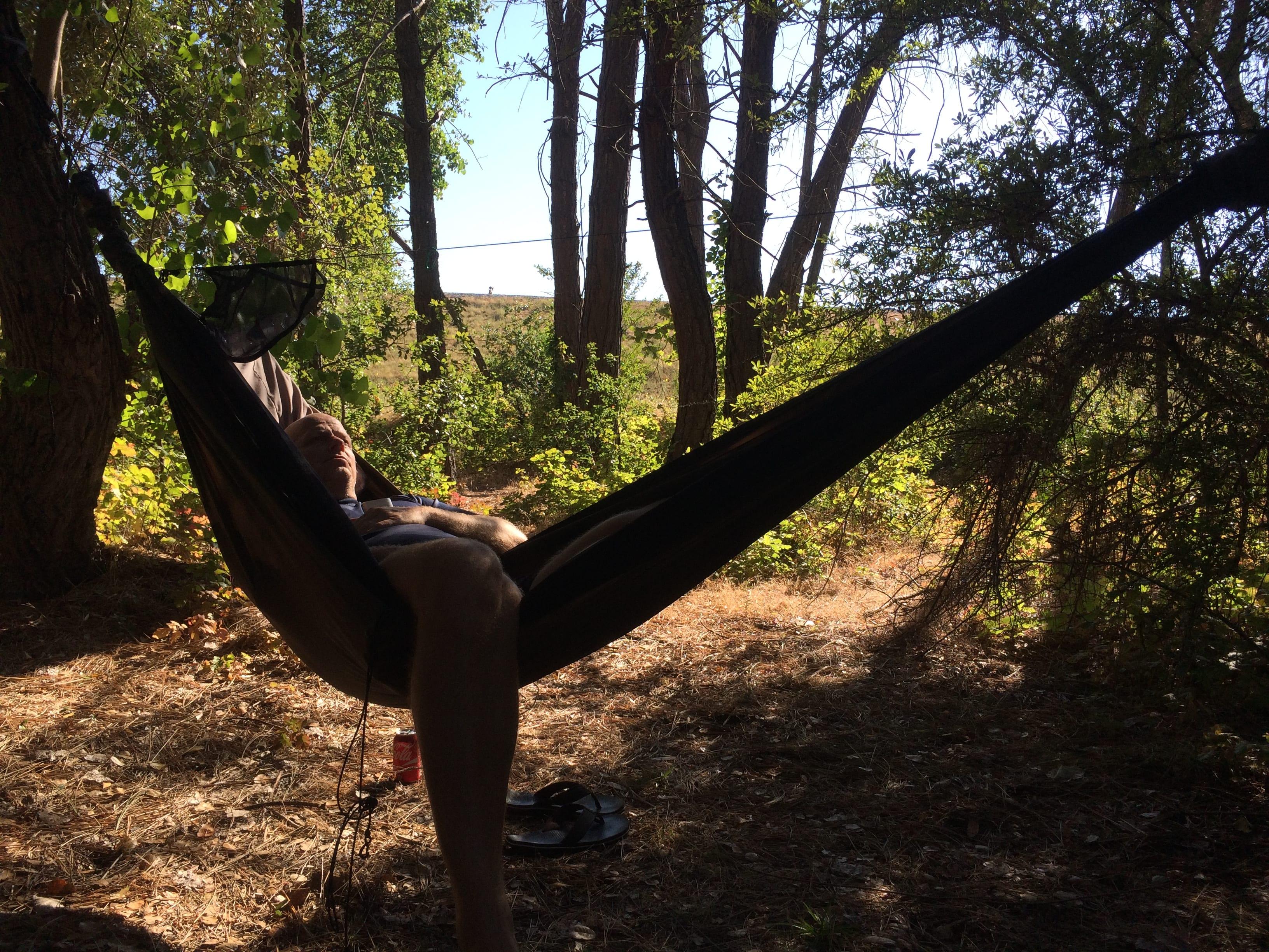 Camping-Folsom-Lake