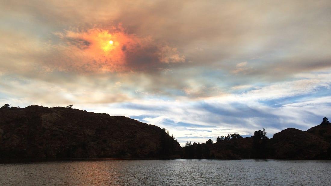 Lake-Penner-Sunset