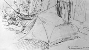campground-drawing