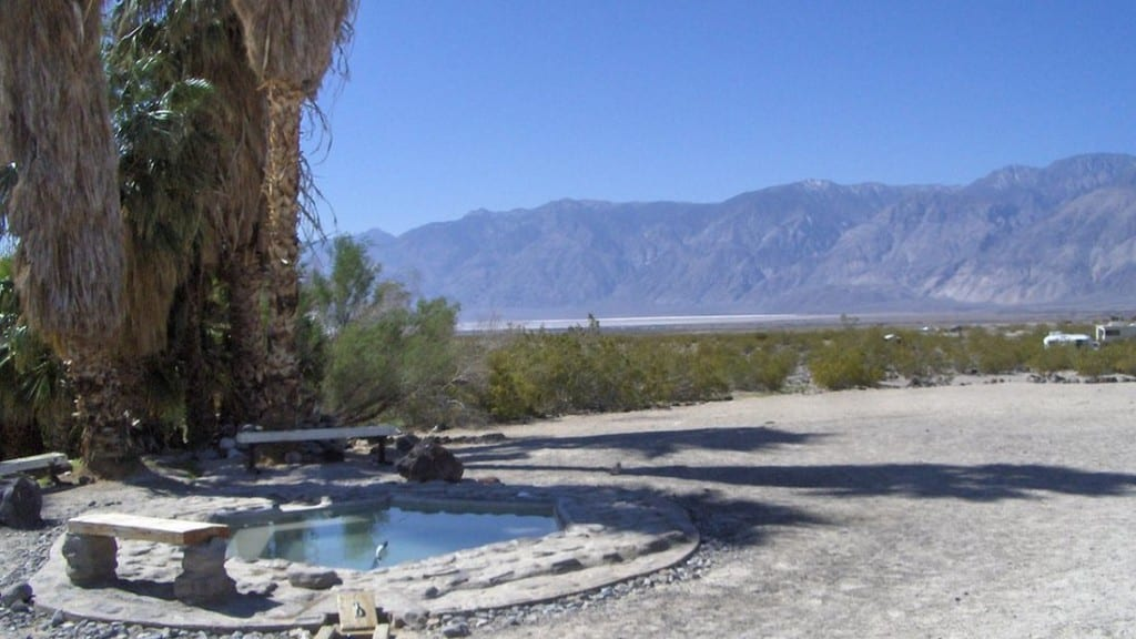 Saline Valley Hot Springs - Bare Backpacking