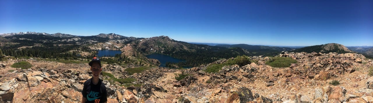 Lake Penner-Tahoe-National-Forest-Pano-B